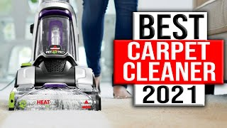 5 Best Carpet Cleaners in 2021