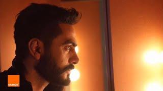 كواليس اعلان اورنج مع النجم تامر حسني و النجمة نانسي عجرم ✨♥️ تحميل MP3