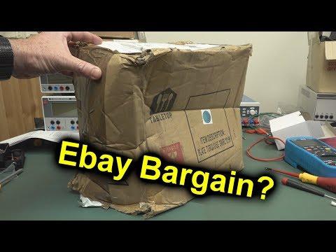 EEVblog #1189 - Ebay $140 6.5 digit DMM Bargain!?