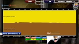⏩AOE HD|Solo All-Star|Bán Kết|ChipBoy vs Chim Sẻ Đi Nắng|Hãy xem Chipboy lật đổ Chim Sẻ Đi Nắng NTN