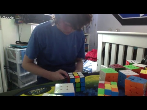20 Cube MBLD Attempt!(Sup Hour) Mp3