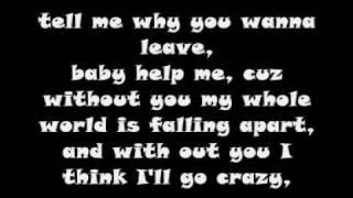 Can You Help Me - Usher (Lyrics)