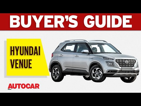 Hyundai Venue – Which Variant to Buy   Buyer's Guide   Autocar India