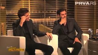 2CELLOS - Funniest moments 4 (balkan humour)