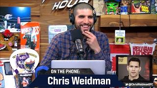 Chris Weidman Wants Rematch With Gegard Mousasi After UFC 210