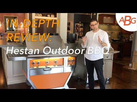 Hestan Outdoor BBQ 55″ DELUXE CART – GMBR36CX2