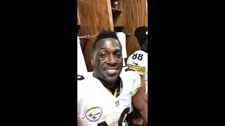 Antonio Brown Facebook Live