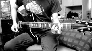 Black Treacle - Arctic Monkeys guitar cover