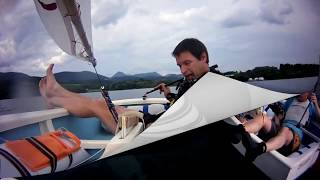 Sailing Fails Optimist