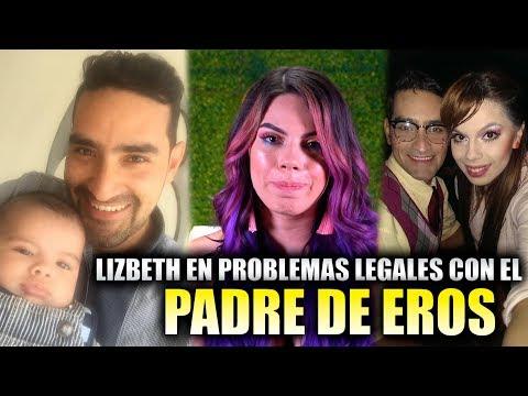 Lizbeth Rodriguez Y Los Lios Legales Con El Verdadero Padre De Eros