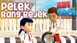 Download Video Abi dan Caca - Pelek Bang Bejek Copot MP3 3GP MP4
