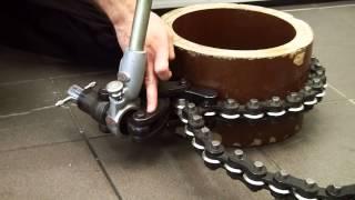 RIDGID   Soil Pipe Cutters