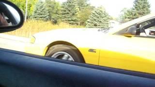 My 93 Probe GT N A VS 1995 Mustang GT 5 0 Video