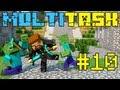 Minecraft MultiTask #10 - Обустройство дома