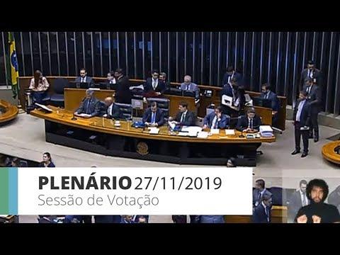 Plenário - PL 5082/16 - Profissionalização dos clubes de futebol - 27/11/19 - 19:38