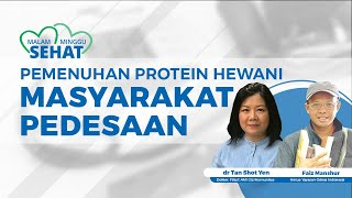 Pemenuhan Protein Hewani di Masyarakat Pedesaan