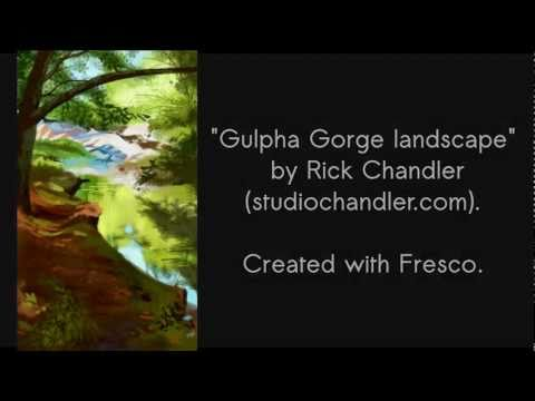 Video of Fresco Paint Lite