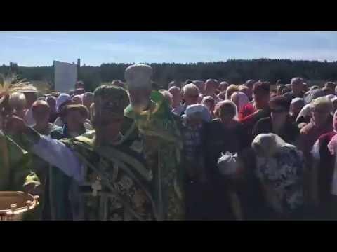 Krestnyj chod podczas święta św. św. Antoniego i Teodozjusza (15.09.2016)
