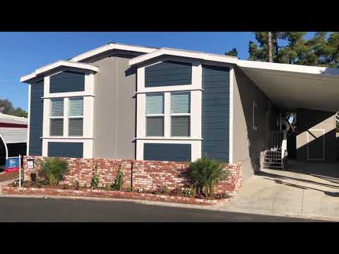 Own a Retirement Home in Orange County for Under $2,000/mo. Senior Mobile Home Park Lake Forest,Ca