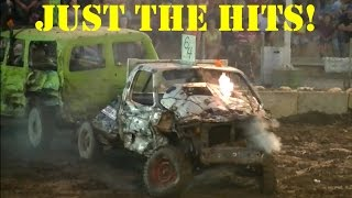 Just The Hits! - Monroeville Demo Derby (2015)