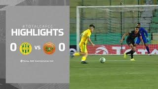 CAF CC | JS Kabylie 0 – 0 RS Berkane