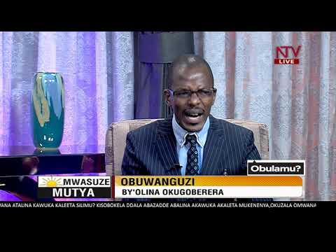 NTV Mwasuze Mutya; Byolina okukola okutuuka ku buwanguzi - Newton Buteraba