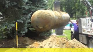 Advantage Propane: Switching Your Underground Propane Tank Provider