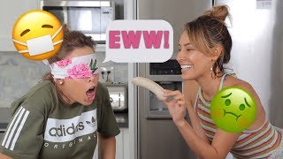 WHAT'S IN MY MOUTH CHALLENGE with DESI PERKINS | LUSTRELUX