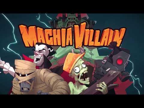 MachiaVillain - Release Date Announcement Trailer thumbnail