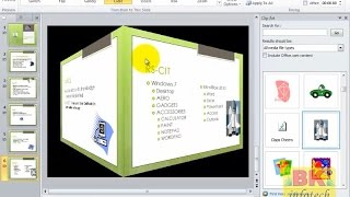 MS Powerpoint 2010 In 30 Min(Hindi) Quick Easy Tips Best Prctices Also For RSCIT VMOU