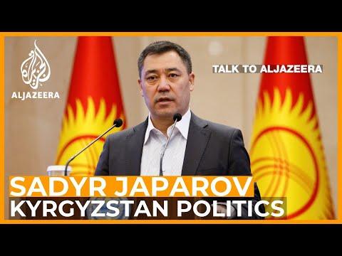 Sadyr Japarov: Kyrgyzstan needs to change 'political culture' | Talk to Al Jazeera