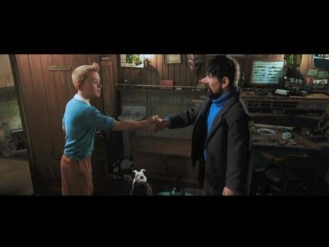 As Aventuras de Tintim   Trailer 2 Legendado   Em exibição nos cinemas