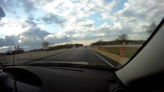 Drive from Milwaukee back to Madison
