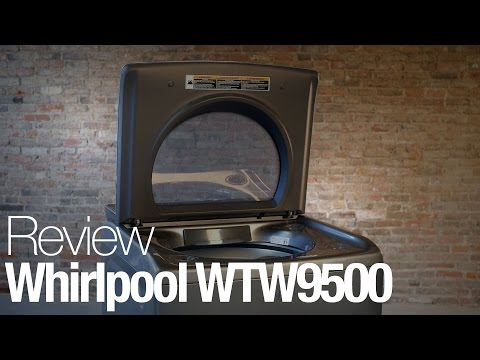 Whirlpool WTW9500 Washing Machine Review