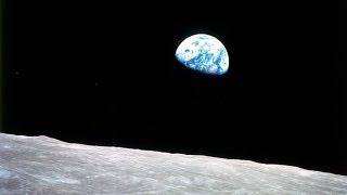 Apollo 8: Our Precious Earth