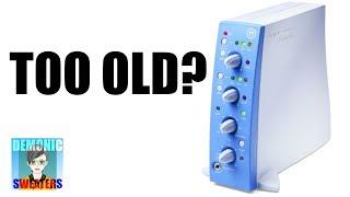 Original Digidesign Mbox 2004 Complete! Unboxing Retro Tech!