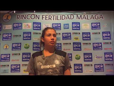 Rincón Fertilidad de Málaga empieza el año fichando a Rocío Rojas