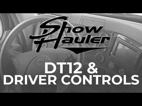 IWS Advantage: Driver's Dashboard and Driving Controls