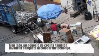 DENUNCIA CIUDADANA dirigida a la Delegación Benito Juárez