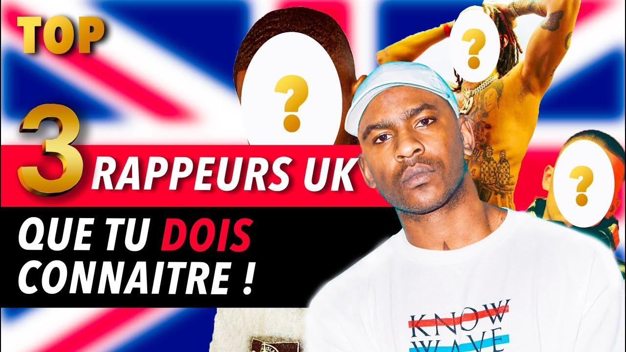 3 Rappeurs UK Qui Vont Percer à l'International - TOPS