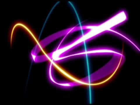 Animated Neon Lines