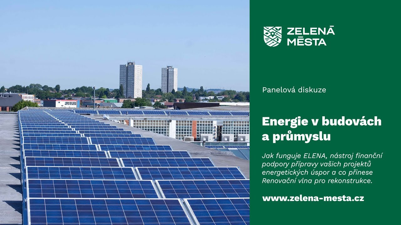Energie v budovách a průmyslu