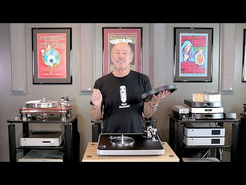 The Gramovox Vertical Turntable Review Audio Hifi
