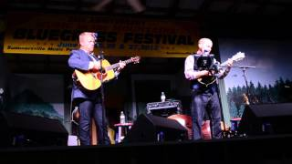 Dailey & Vincent @ Music in the Mountains Bluegrass Festival 6-25-2015