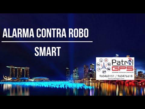 Alarma Contra robo Smart
