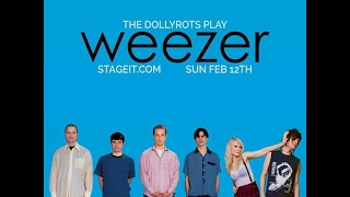 The Dollyrots - The Dollyrots do WEEZER! (Stageit 12 February 2017)