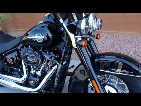 2018 Harley-Davidson Heritage Classic 114 in Kingman, Arizona