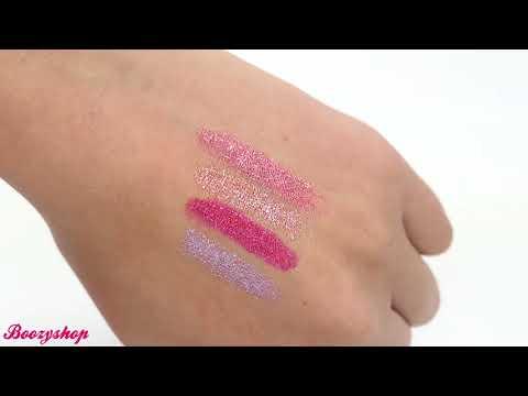 Gerard Cosmetics Gerard Cosmetics 4 Play Glitter Lipstick 4 Pack