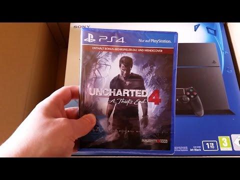 #Unboxing PlayStation 4 (PS4) 1TB CUH 1216B, siehe KOMMENTAR für weitere INFOS [HD]
