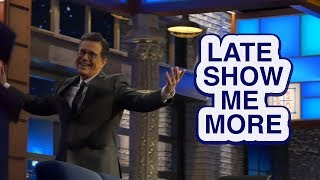 LATE SHOW ME MORE: A Delight thumbnail